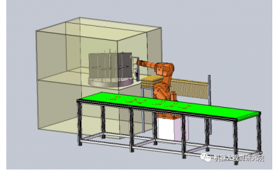 【 VISO 】微链机器人视觉|空调管焊解决方案